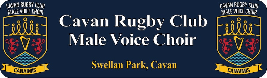 Cavan Male Voice Choir Logo